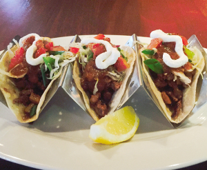 Taco Tuesday - 3 Tacos $8 - House Margaritas $6