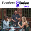 Santa Cruz Sentinel Readers Choice 2017